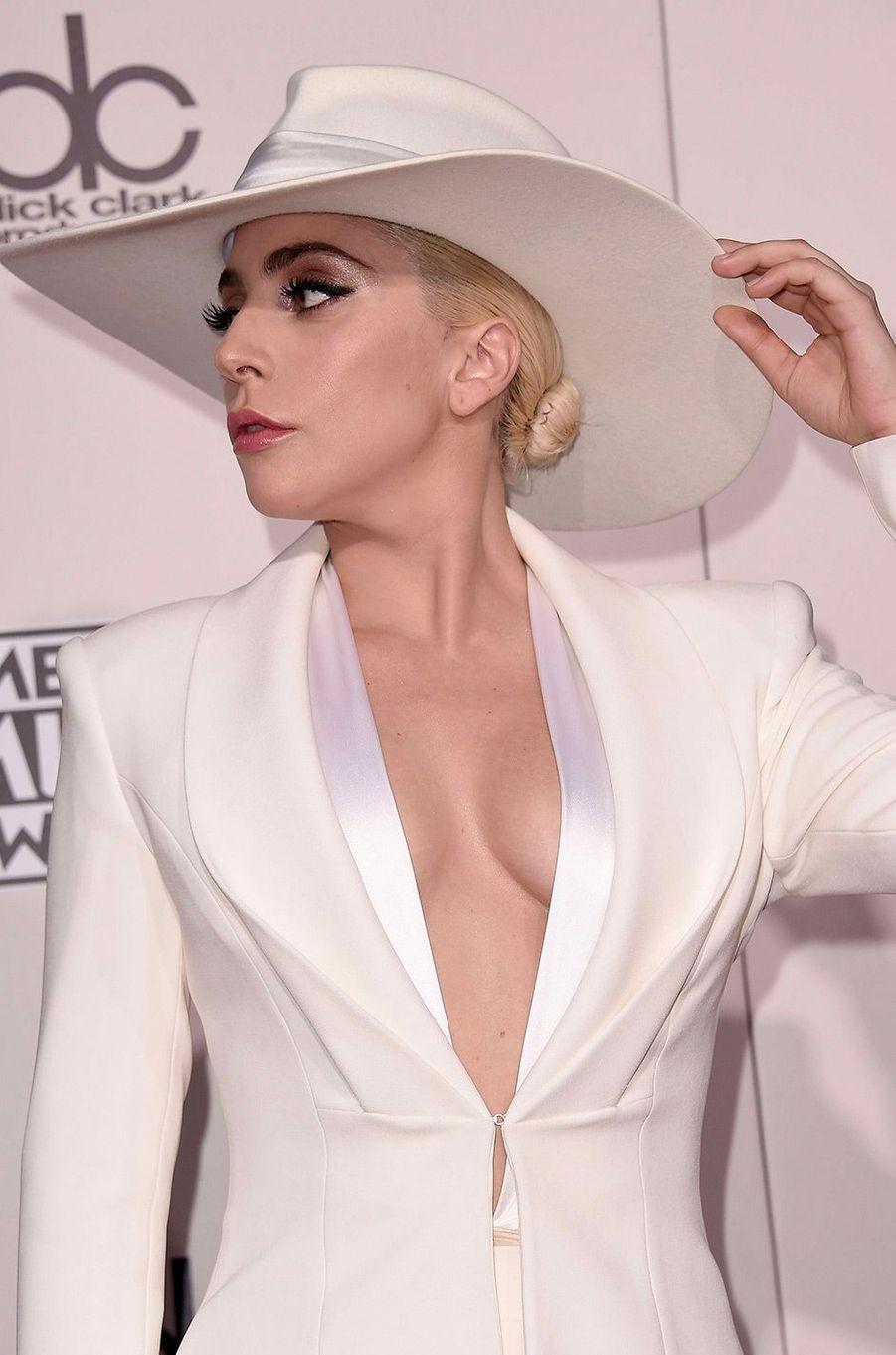 Lady Gaga, le 20 novembre 2016