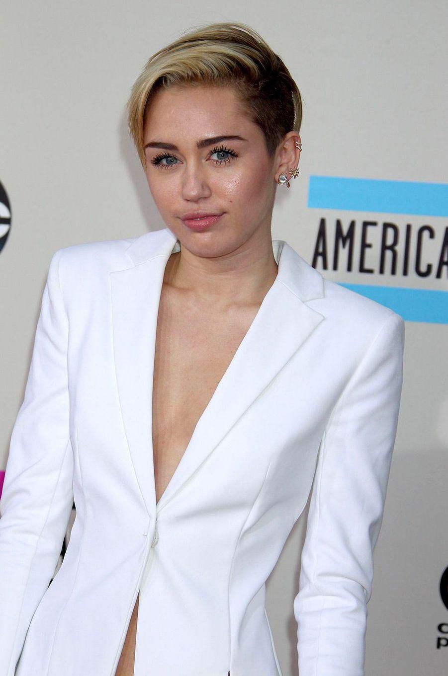 Miley Cyrus, le 25 novembre 2013