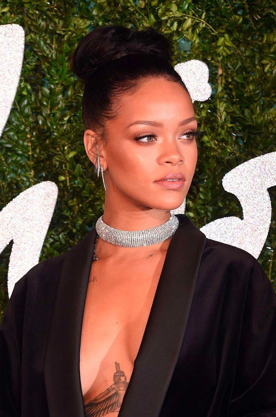 Rihanna, le 1er décembre 2014