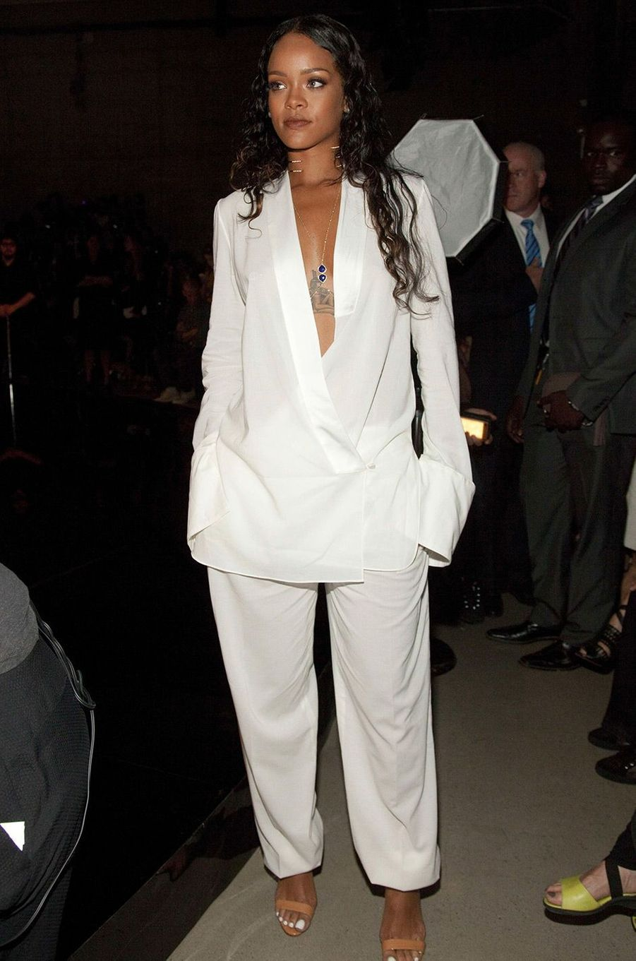 Rihanna, le 7 septembre 2014