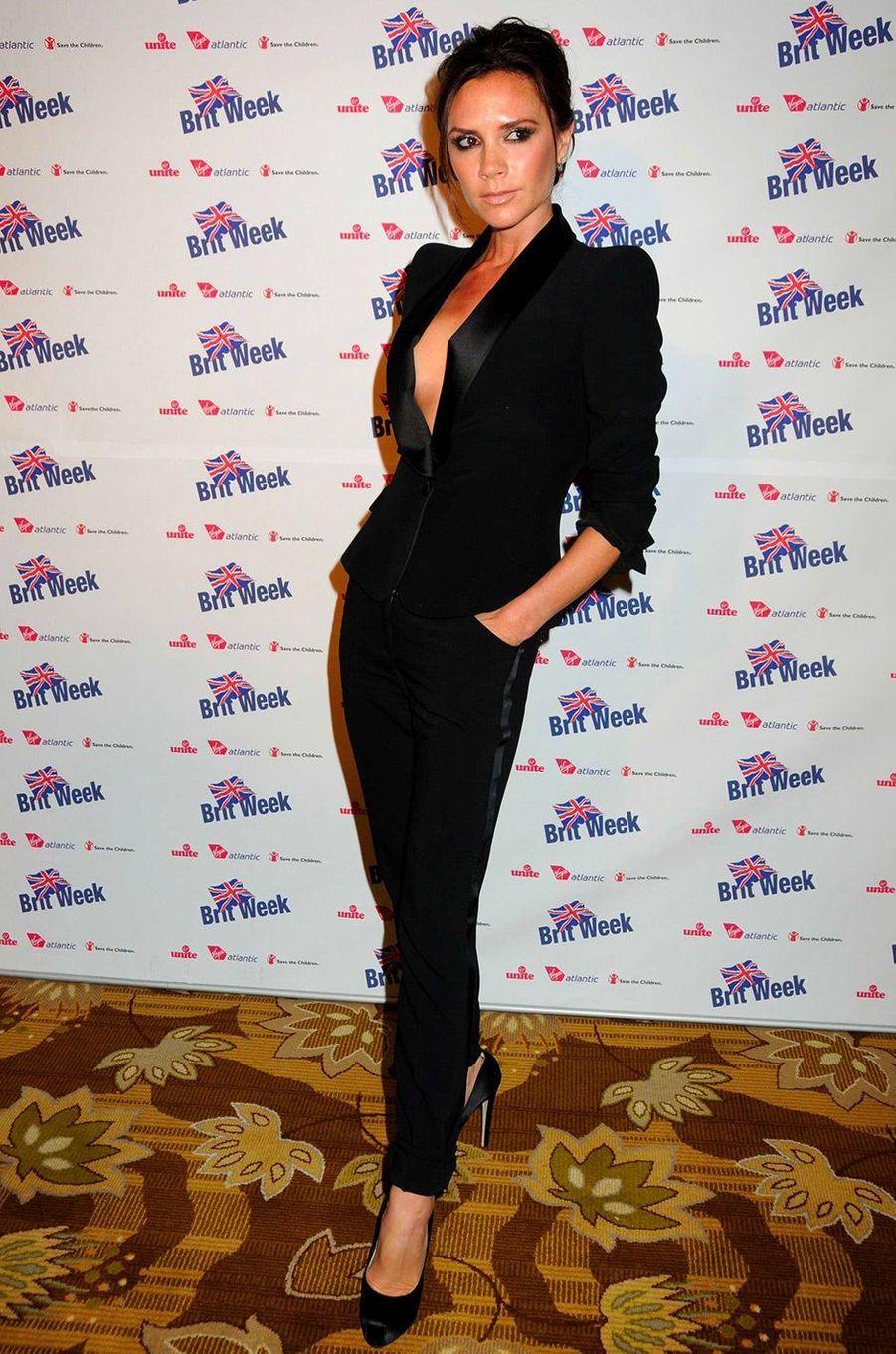 Victoria Beckham, le 22 avril 2010