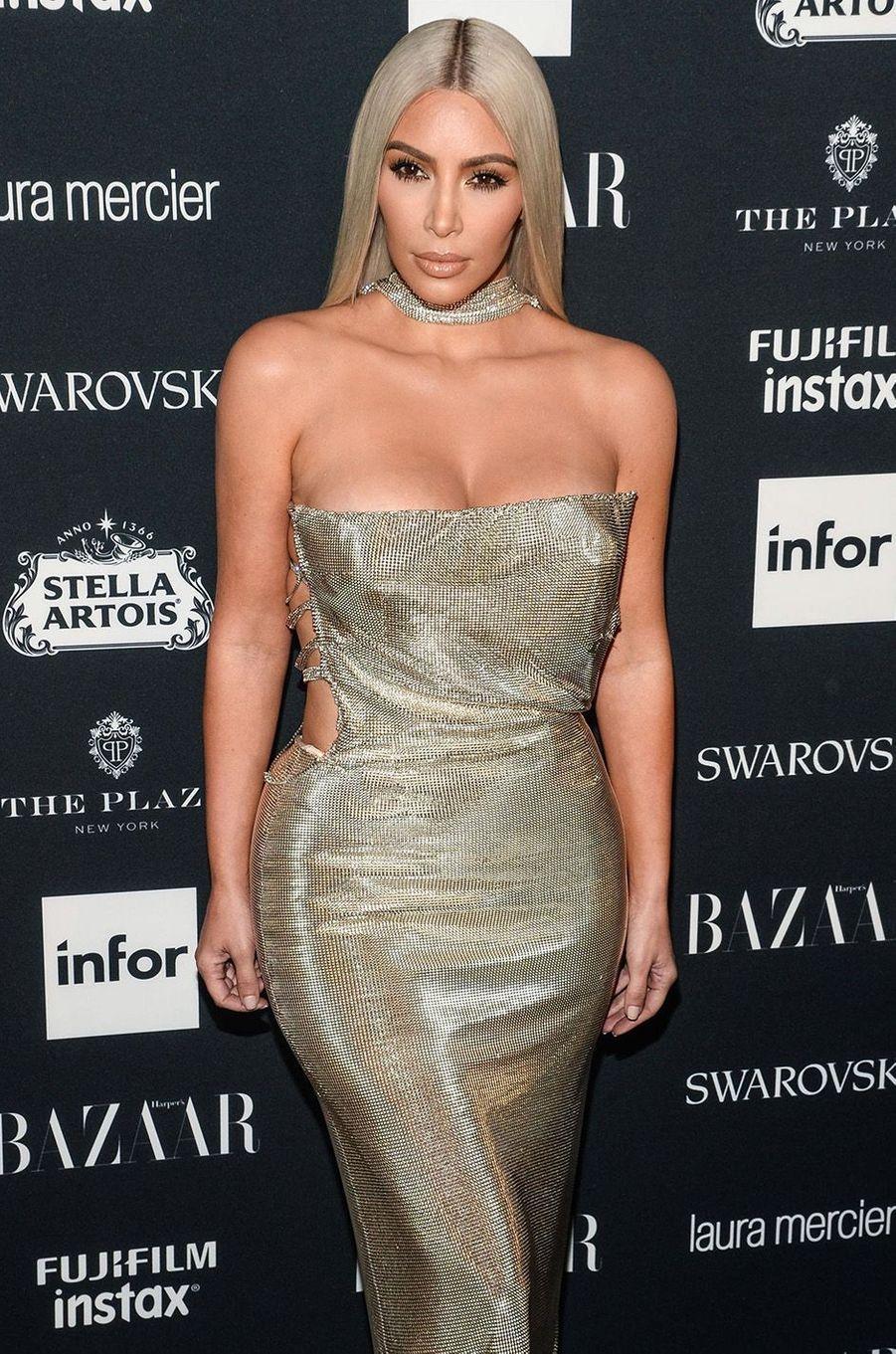 People Style : Kim Kardashian, pour l'amour de la transparence