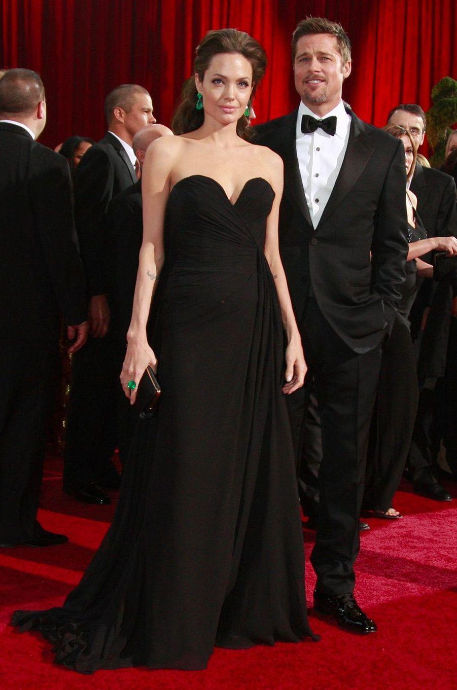 Angelina Jolie en février 2009