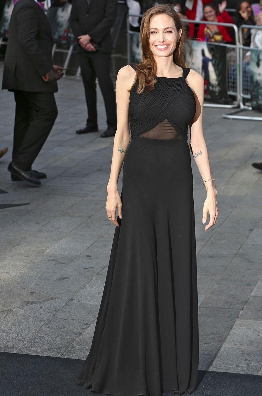 Angelina Jolie en juin 2013