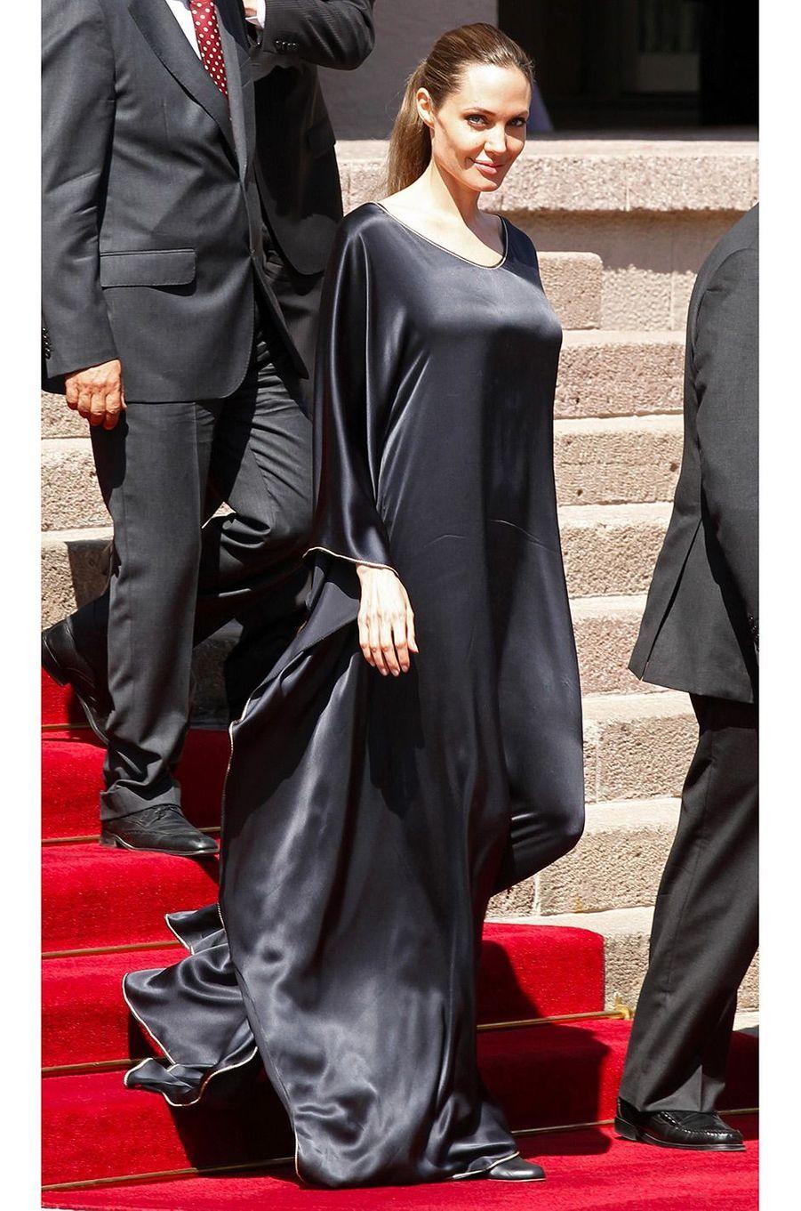 Angelina Jolie en septembre 2012