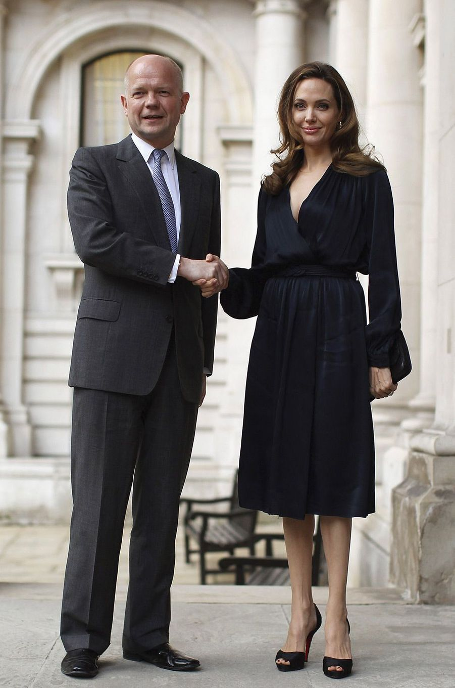 Angelina Jolie en mai 2012