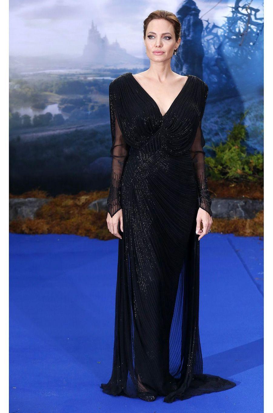 Angelina Jolie en mai 2014