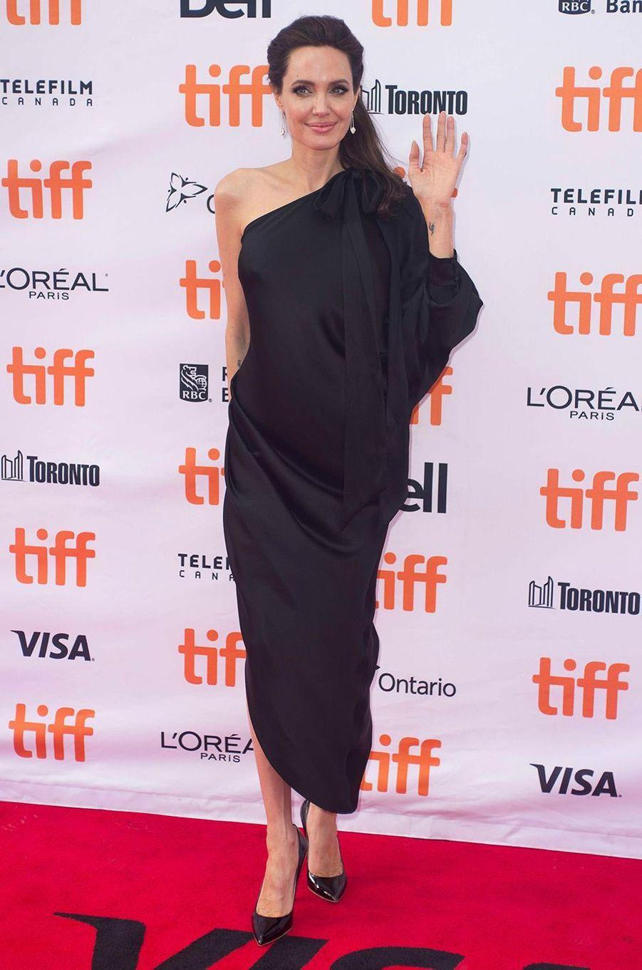 Angelina Jolie en septembre 2017