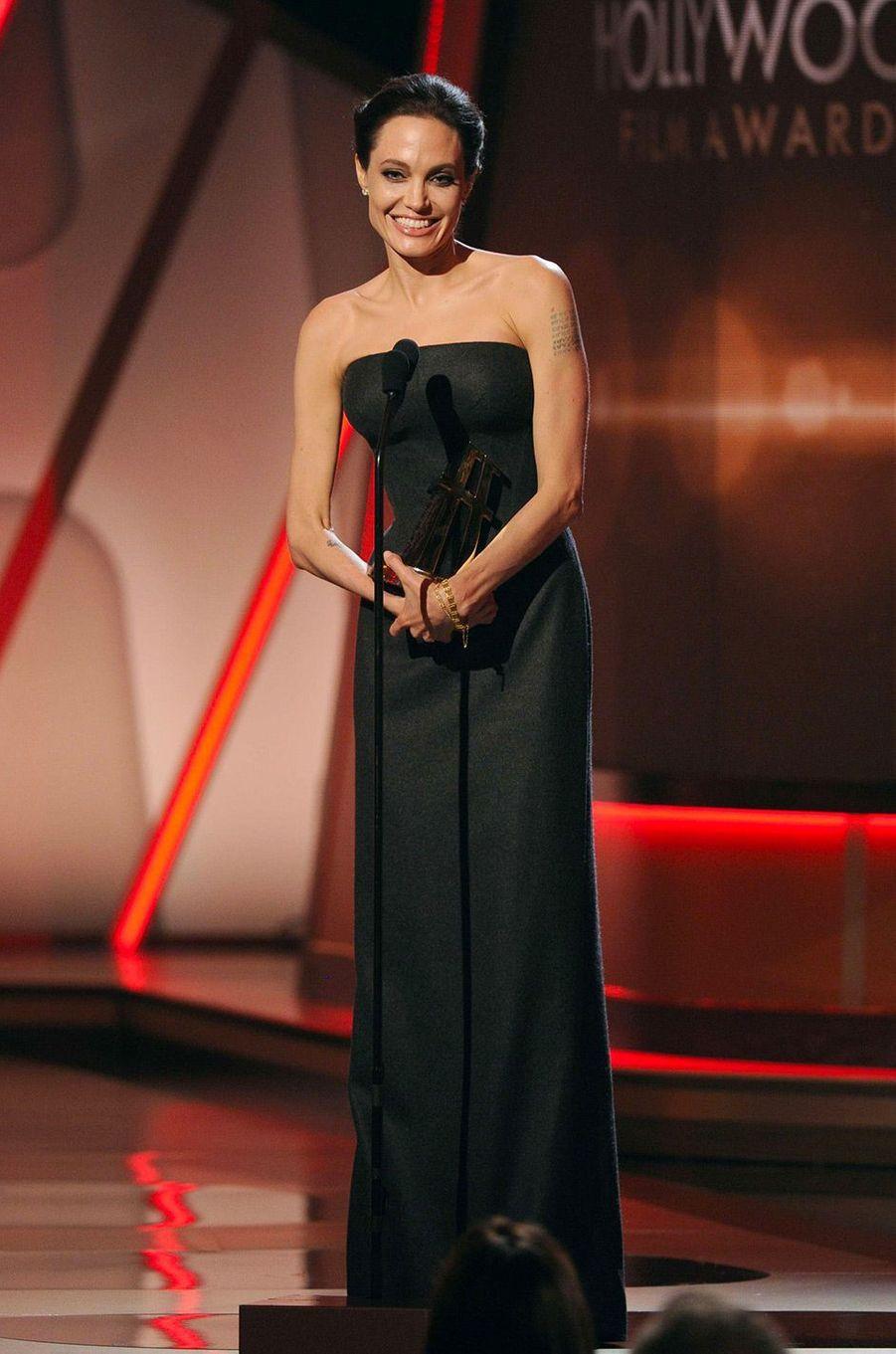 Angelina Jolie en novembre 2014