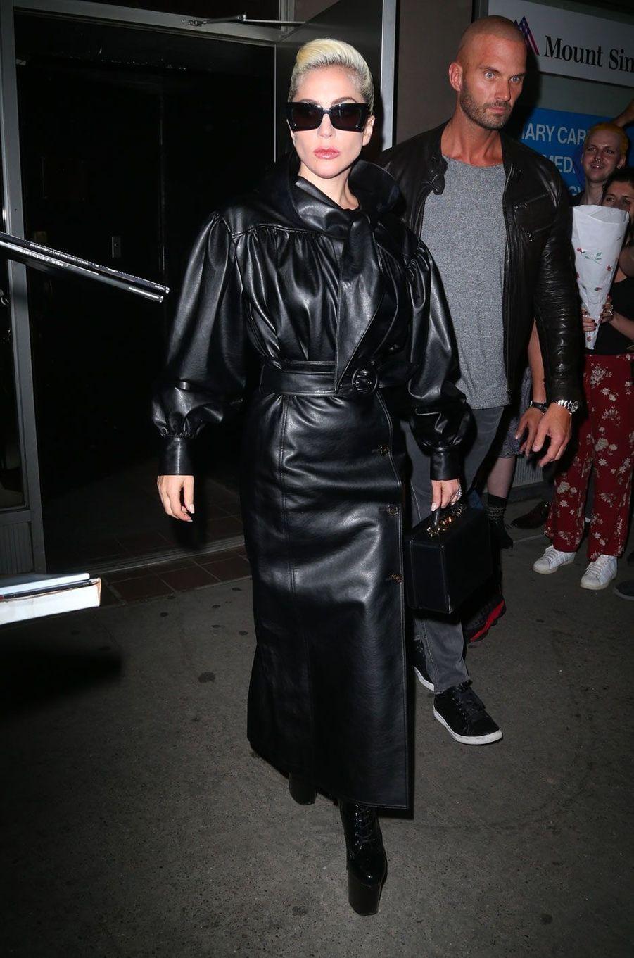 Lady Gaga en mai 2018