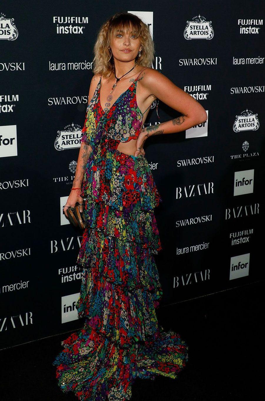 People Style : le boho chic selon Paris Jackson