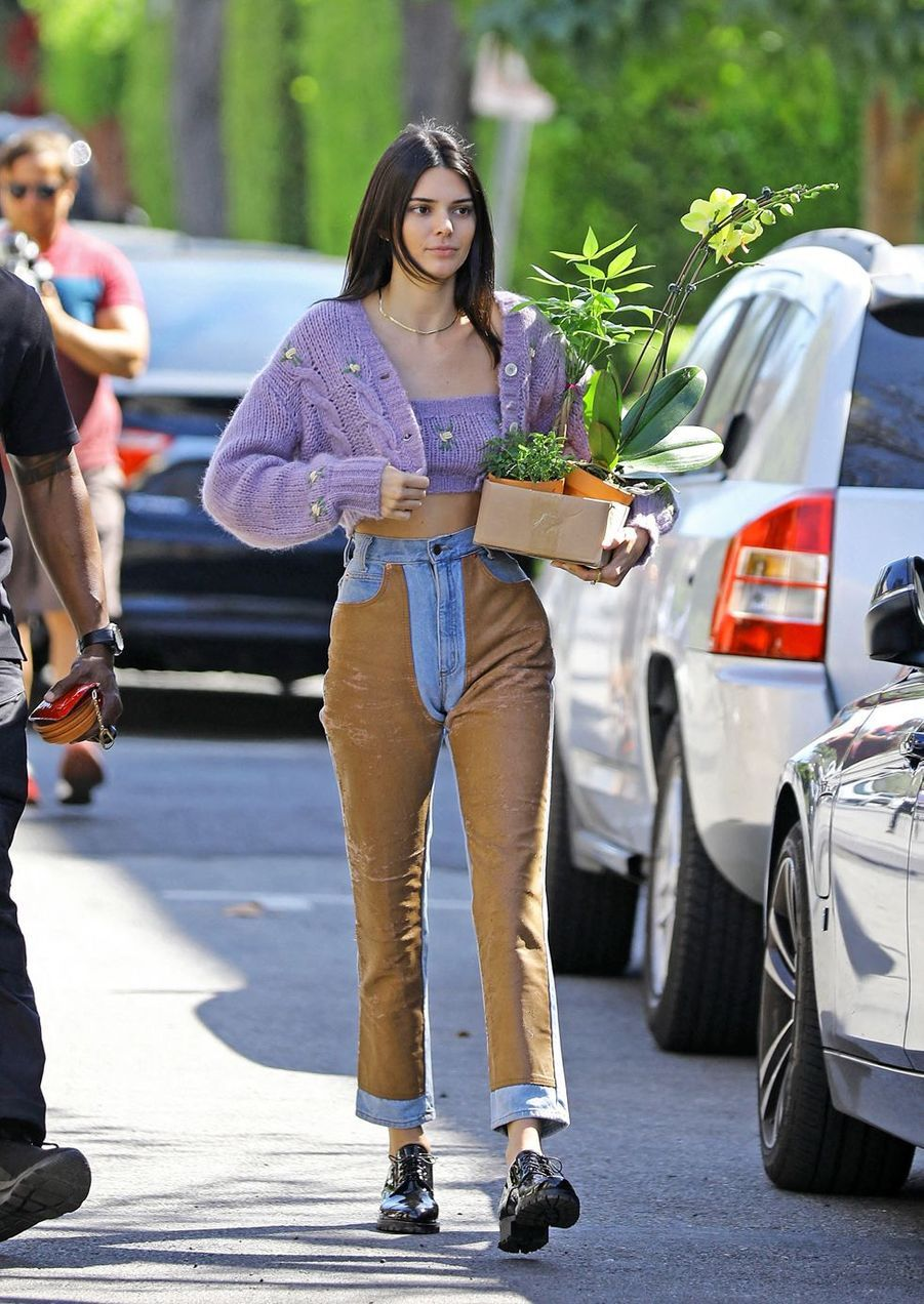 Kendall Jenner à Los Angeles, le 6 avril 2019