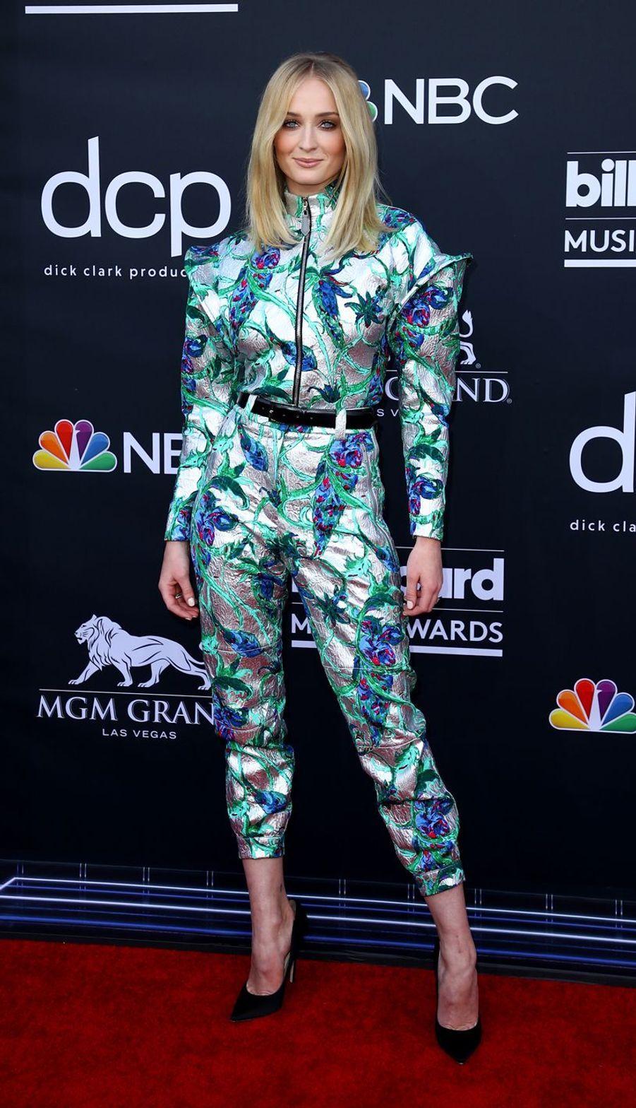 Sophie Turner à Las Vegas, le 2 mai 2019