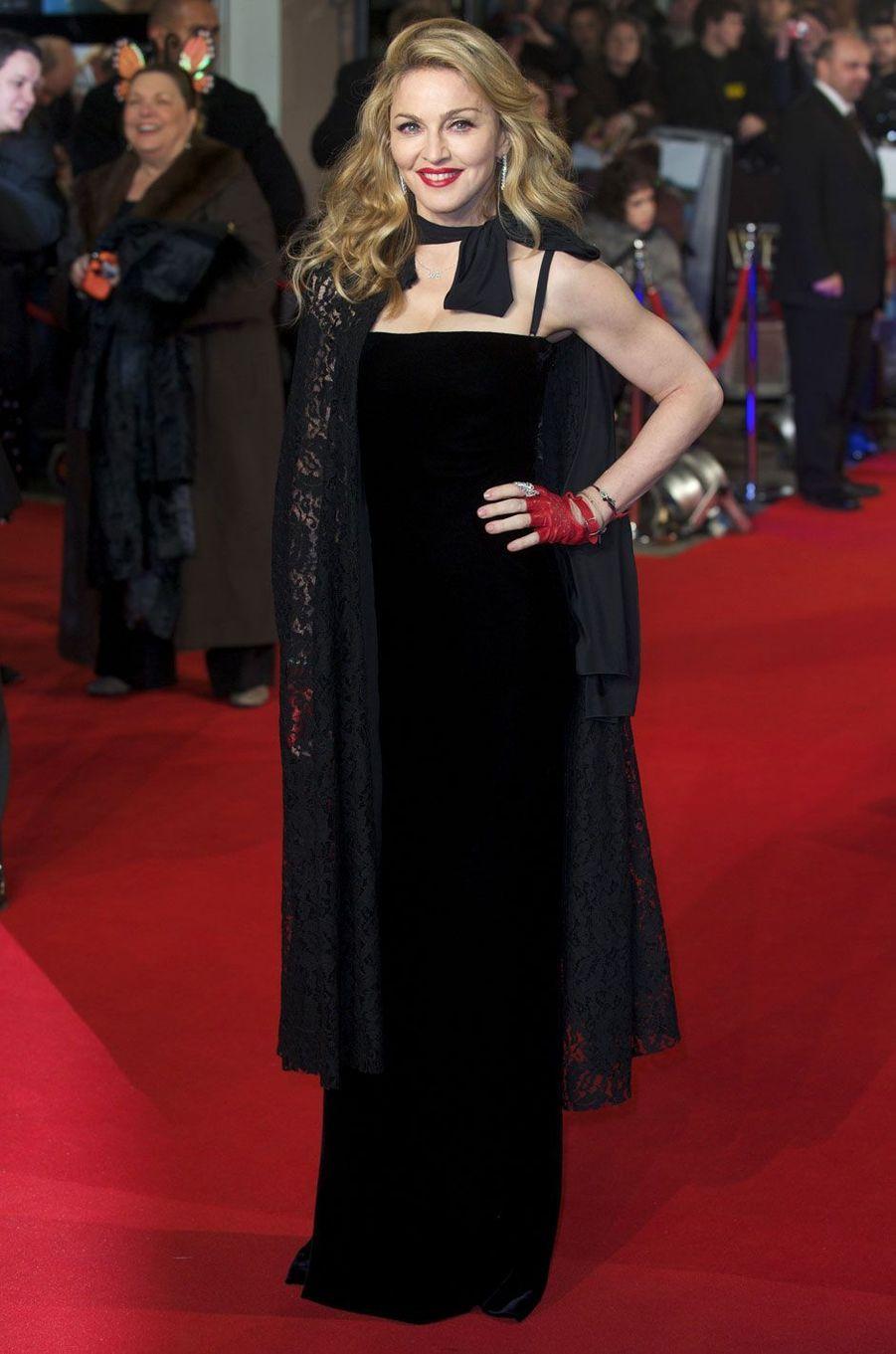 Madonna en 2012