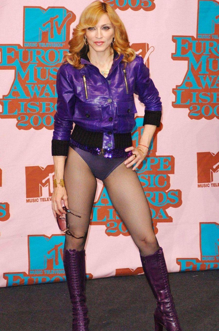 Madonna en 2005