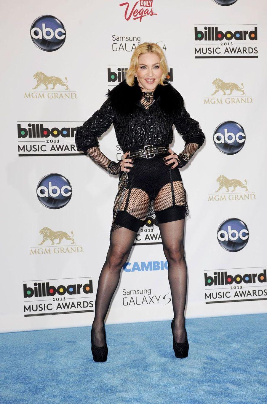 Madonna en 2013