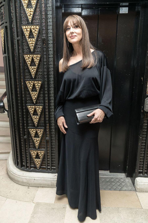Monica Bellucci lors de la 44e cérémonie des César à la salle Pleyel à Paris, le 22 février 2019