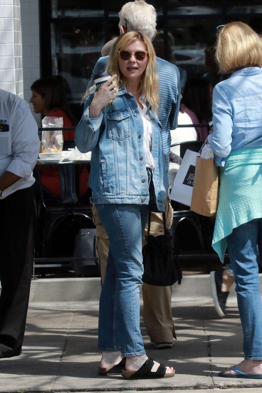 Kirsten Dunst à Los Angeles, le 28 mars 2019