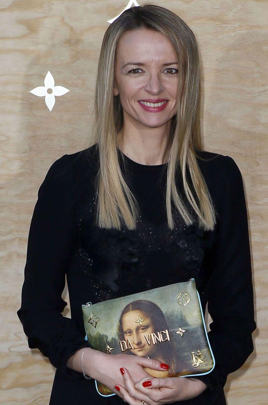 Delphine Arnault.