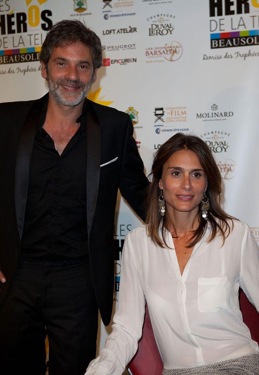 Avy Marciano et Diane Robert