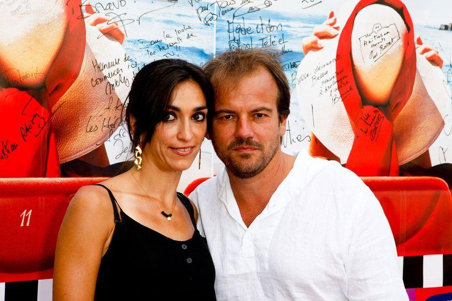 Stéphane Henon et Isabelle