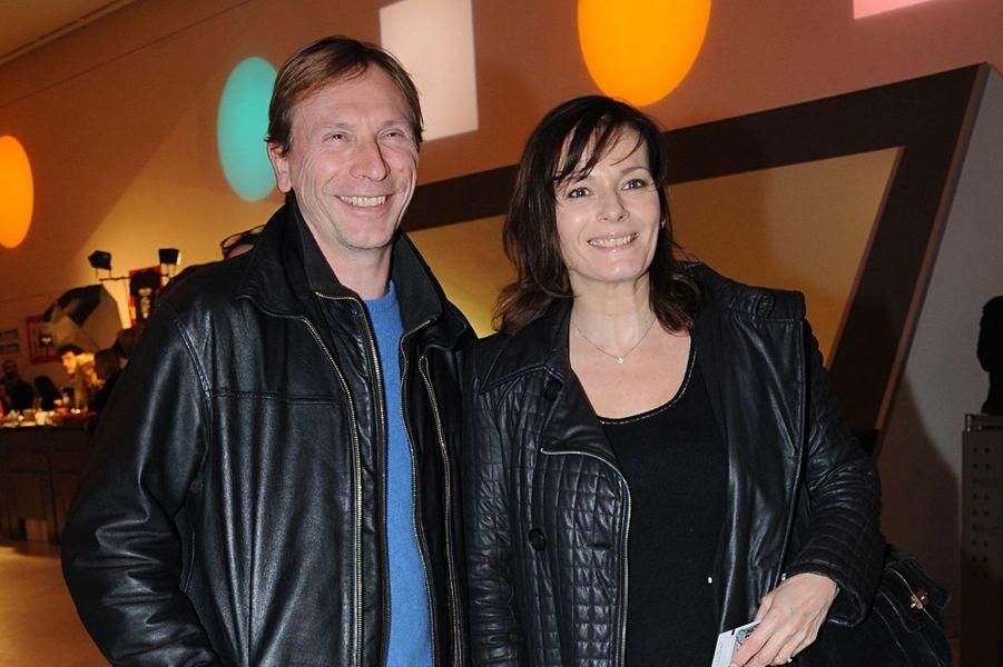 Cécilia Hornus et Thierry Ragueneau