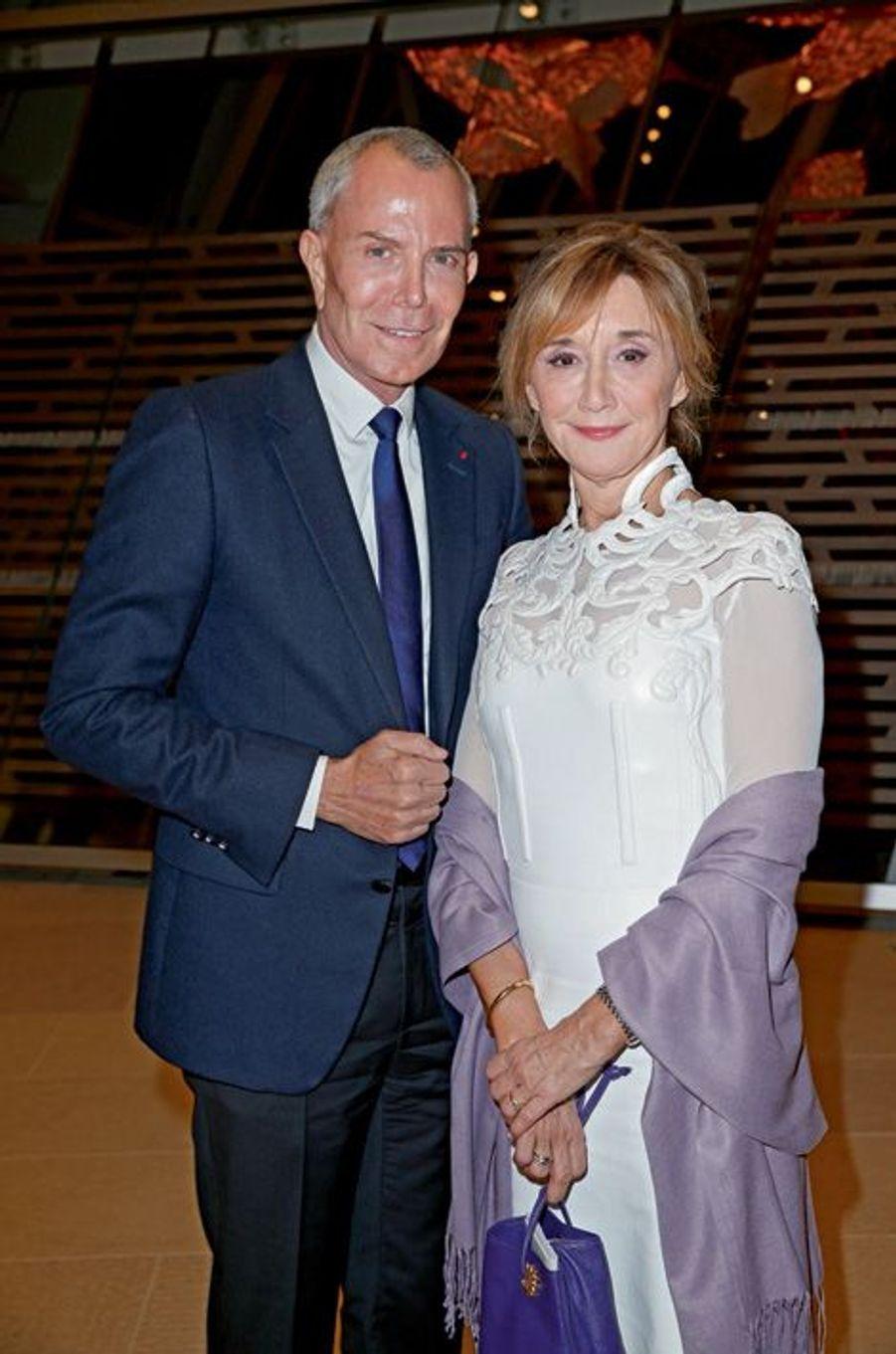 Jean-Claude Jitrois, Marie-Anne Chazel.
