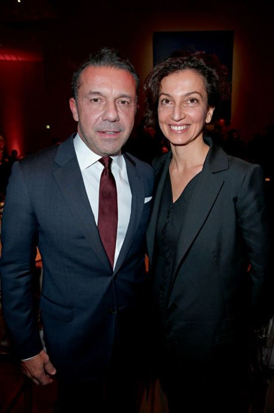 Olivier Picasso, Audrey Azoulay