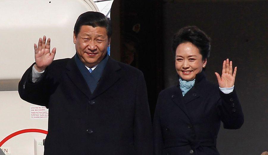Le premier voyage officiel a été réservé à la Russie, devenue une alliée de la Chine sur le plan diplomatique.