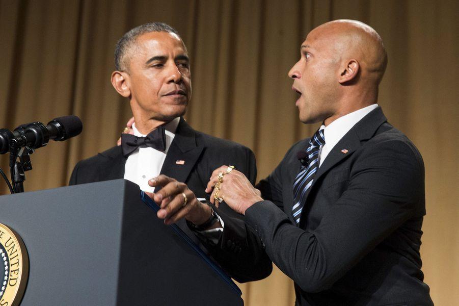 Barack Obama au Dîner des Correspondants de la Maison Blanche