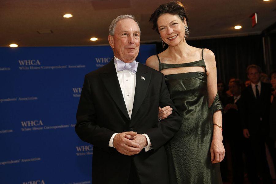Michael Bloomberg au Dîner des Correspondants de la Maison Blanche