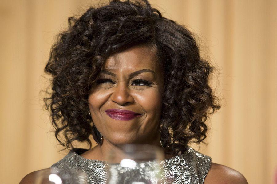 Michelle Obama au Dîner des Correspondants de la Maison Blanche