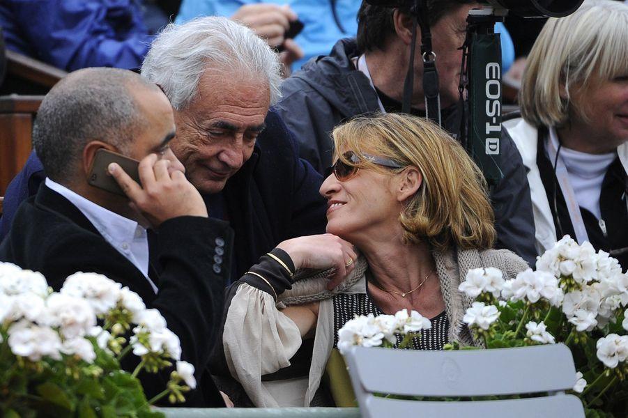 En juin 2013 à Roland-Garros