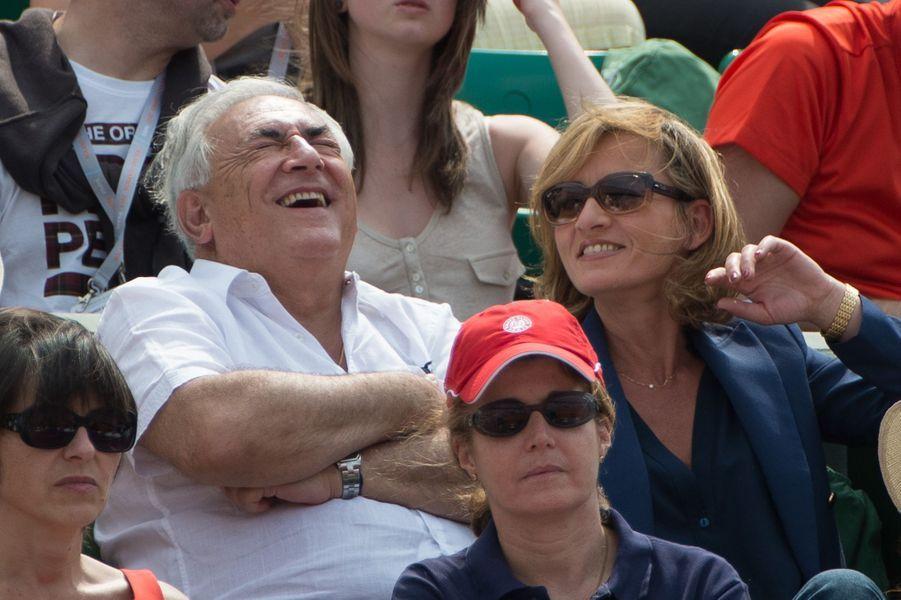 En juin 2013 à Roland-Garrosjuin 2013