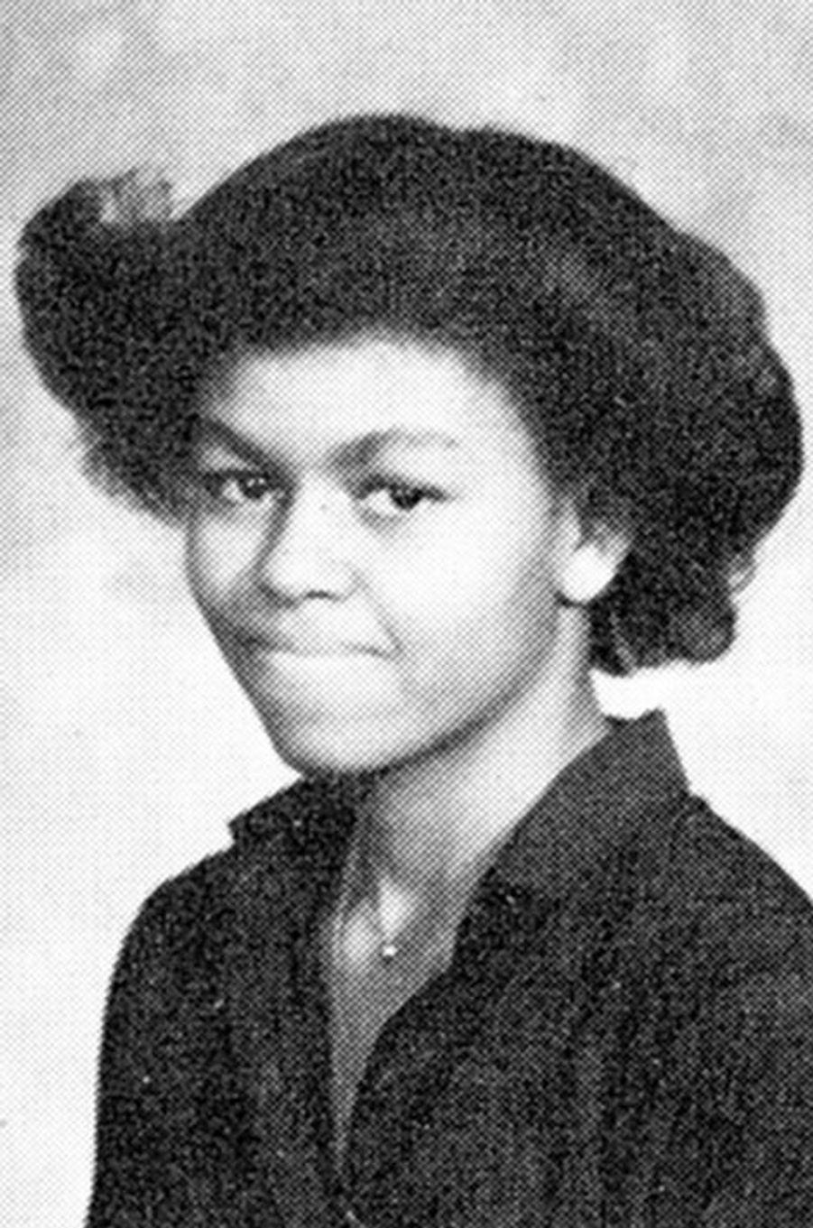 En 1980 au lycée Whitney Young, à Chicago