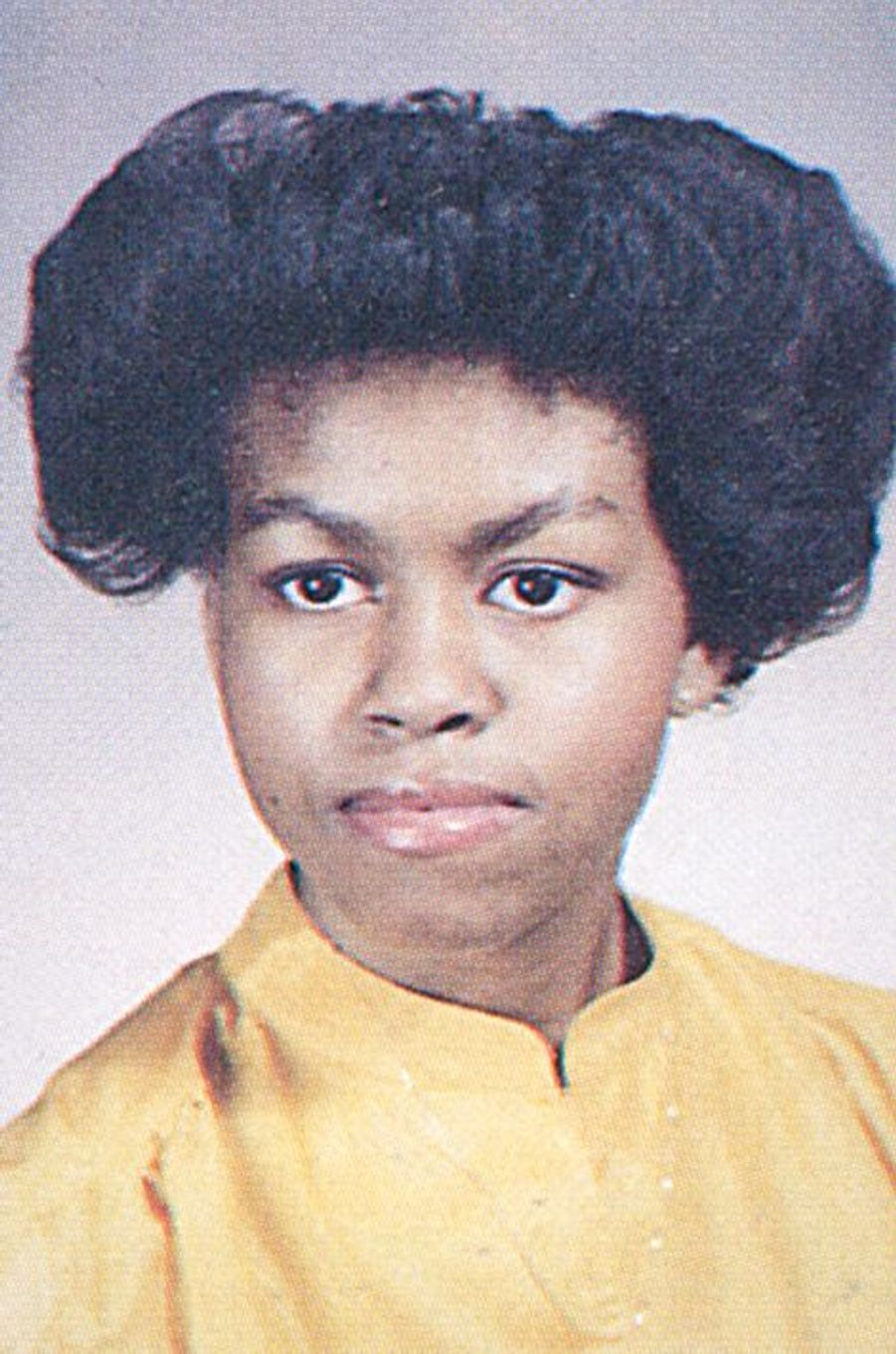 En 1981 au lycée Whitney Young, à Chicago