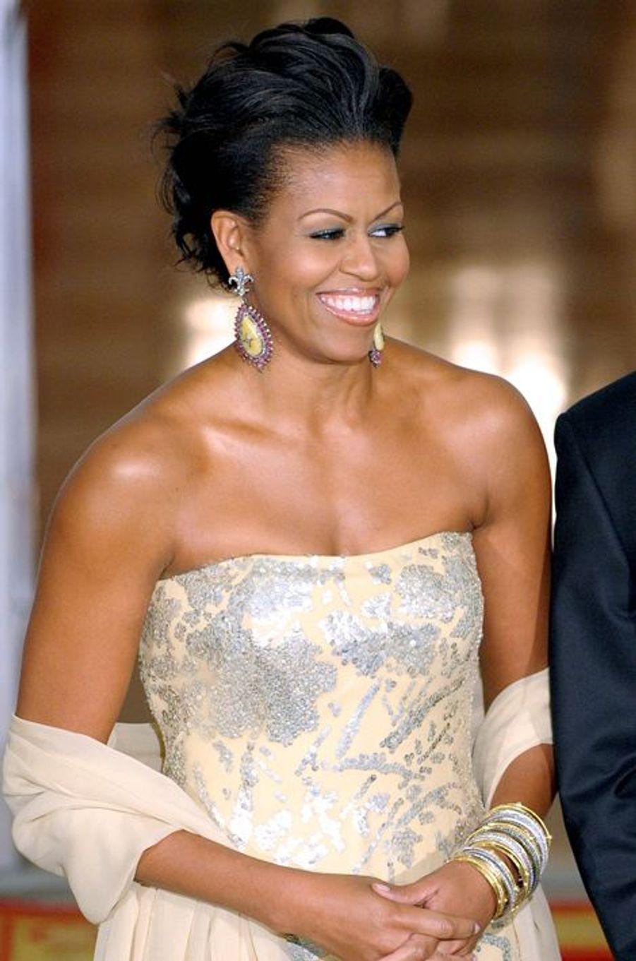 En 2009 à la Maison-Blanche