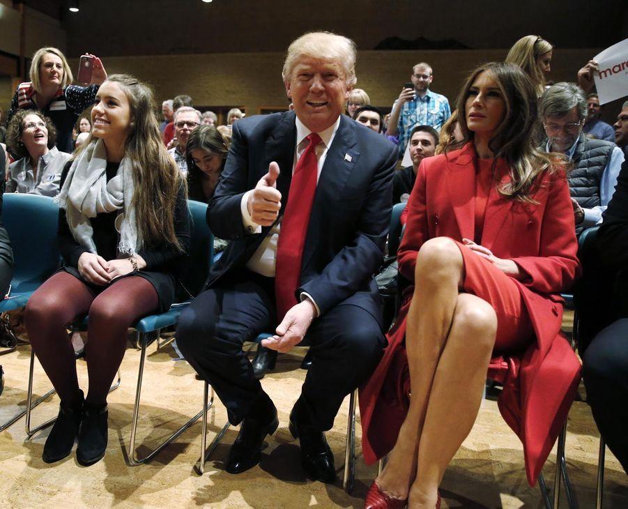 Le 1er février, jour du premier caucus des primaires républicaines