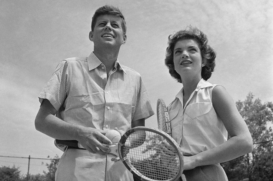 Il était une fois… John et Jackie Kennedy