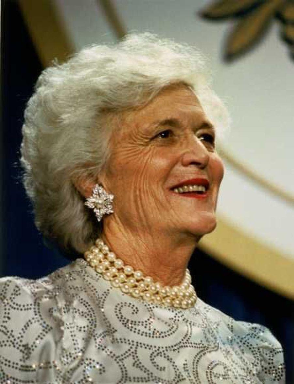 Première dame du 20 janvier 1989 au 20 janvier 1993