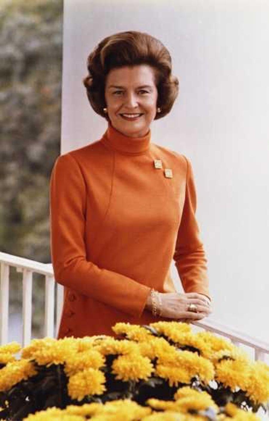 Première dame du 9 août 1974 au 20 janvier 1977