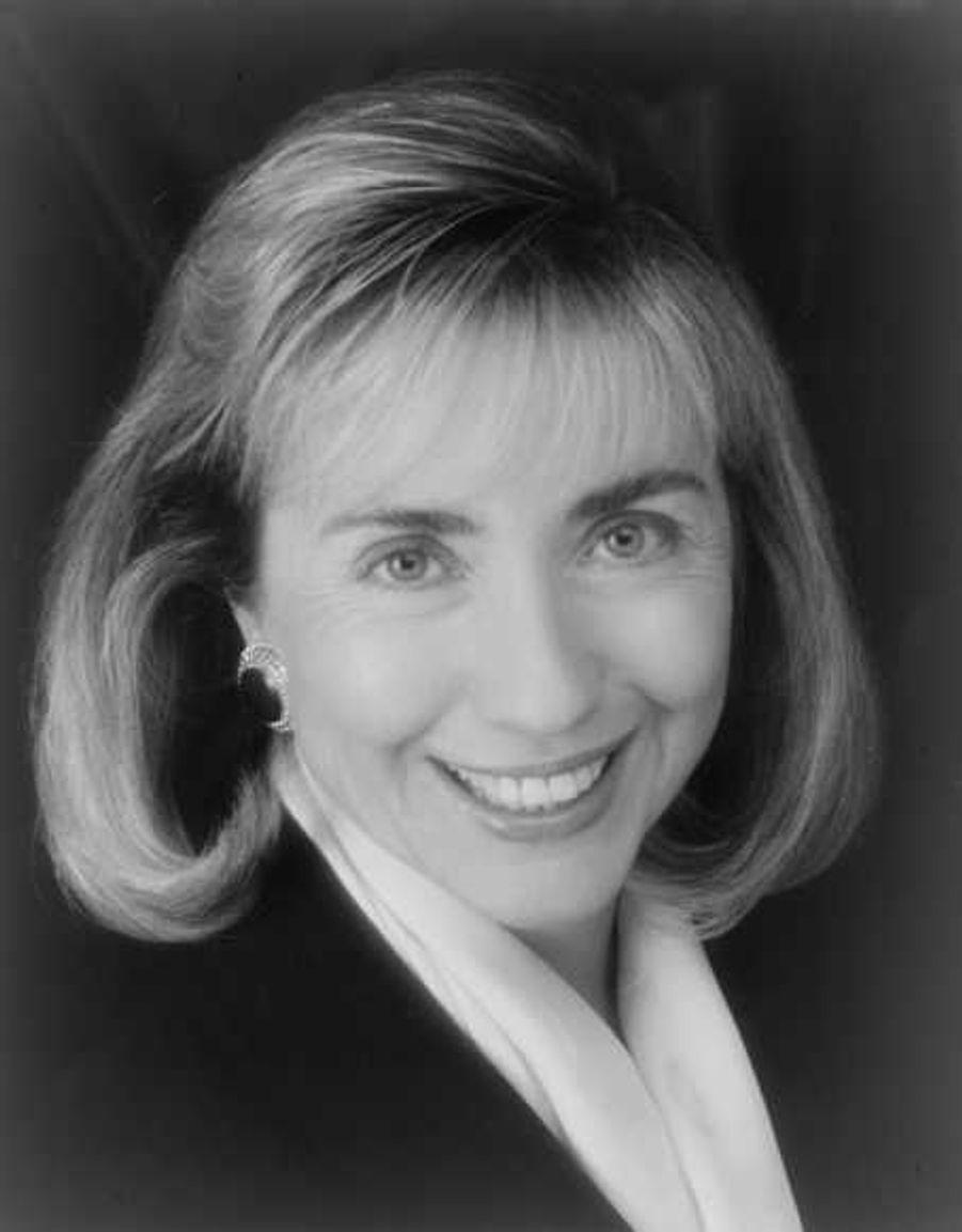 Première dame du 20 janvier 1993 – 20 janvier 2001