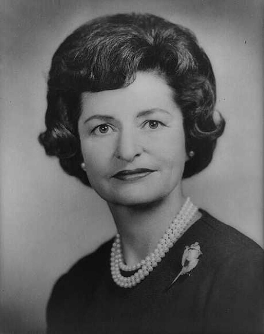Première dame du 22 novembre 1963 au 20 janvier 1969