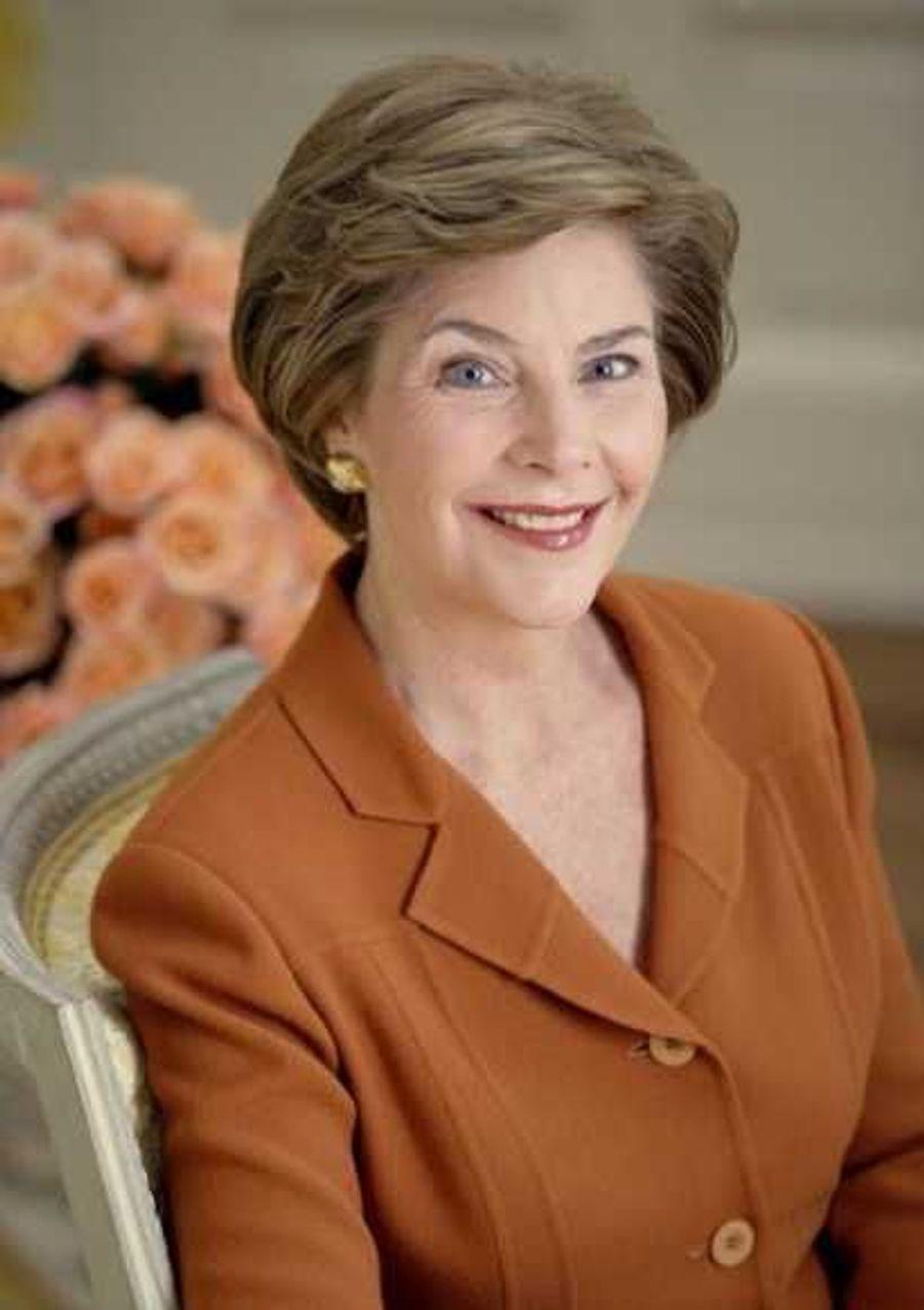 Première dame du 20 janvier 2001 au 20 janvier 2009