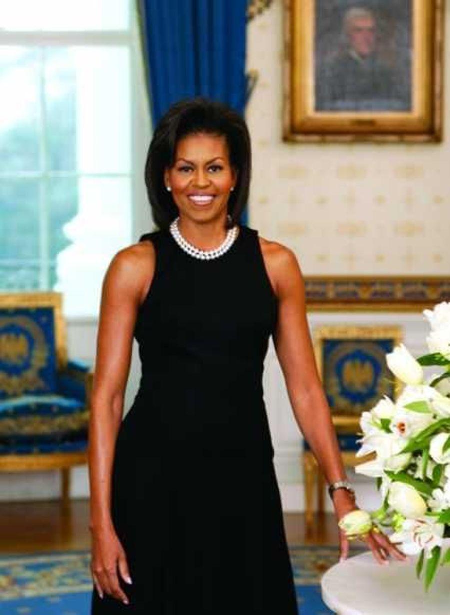 """Première dame depuis le 20 janvier 2008. Rempilera-t-elle pour un second """"mandat"""" au côté de son mari Barack Obama? Réponse en novembre prochain."""
