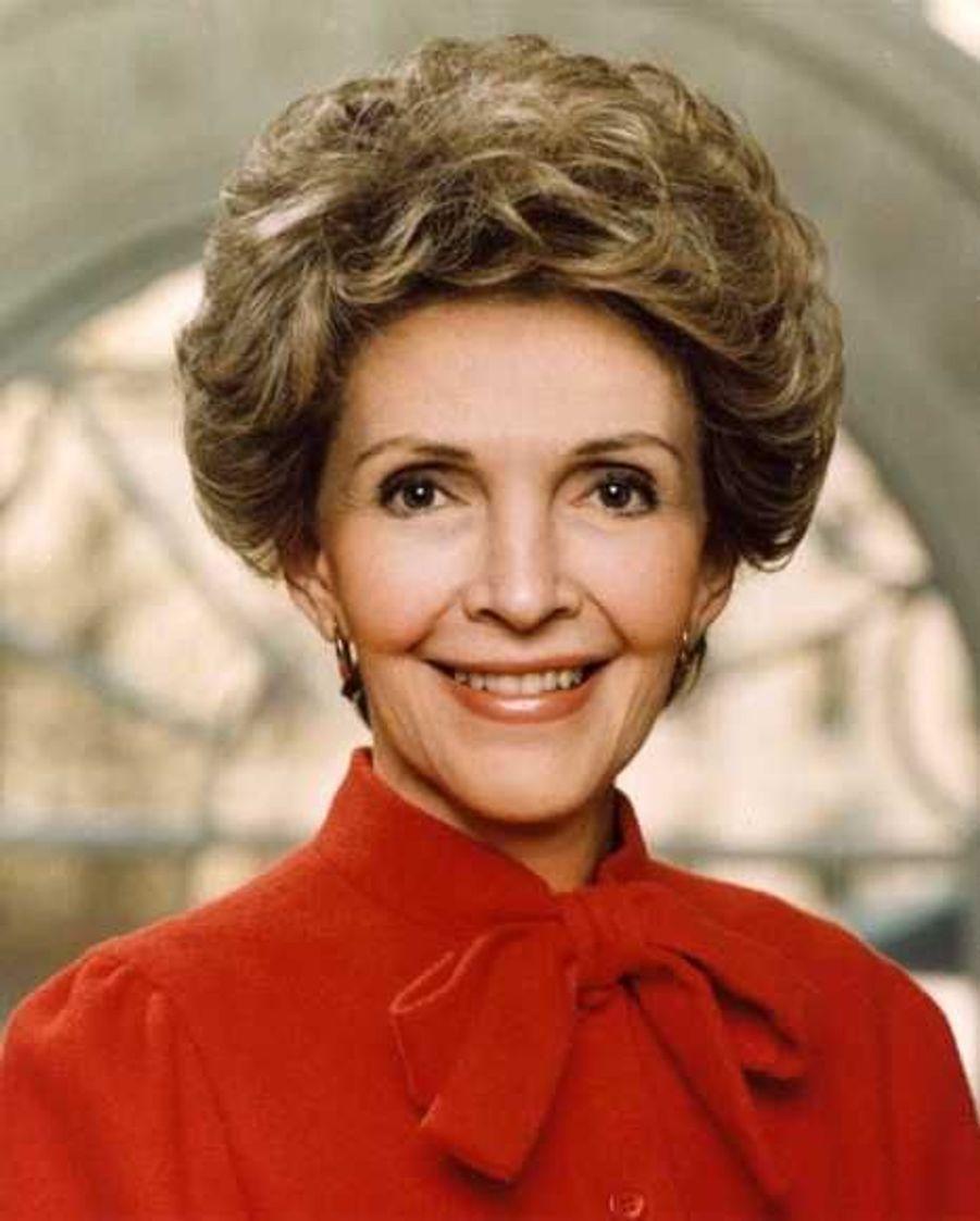 Première dame du 20 janvier 1981 au 20 janvier 1989