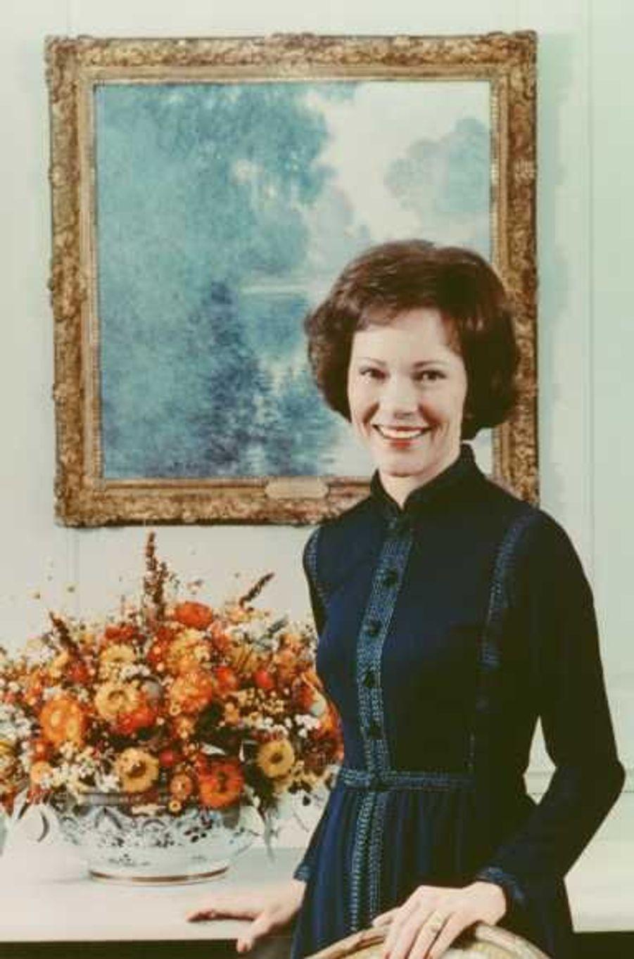 Première dame du 20 janvier 1977 au 20 janvier 1981