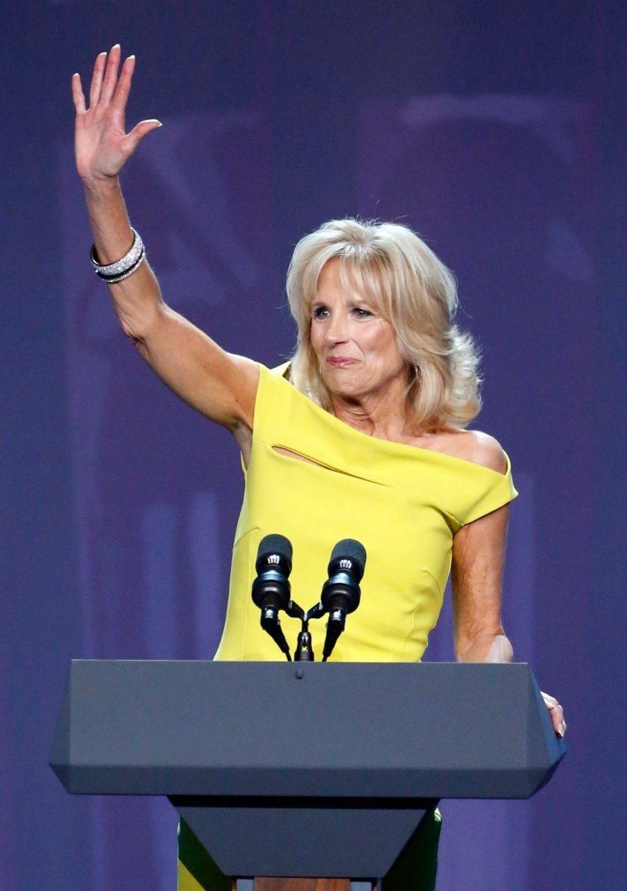 Jill Biden, l'épouse du vice-président