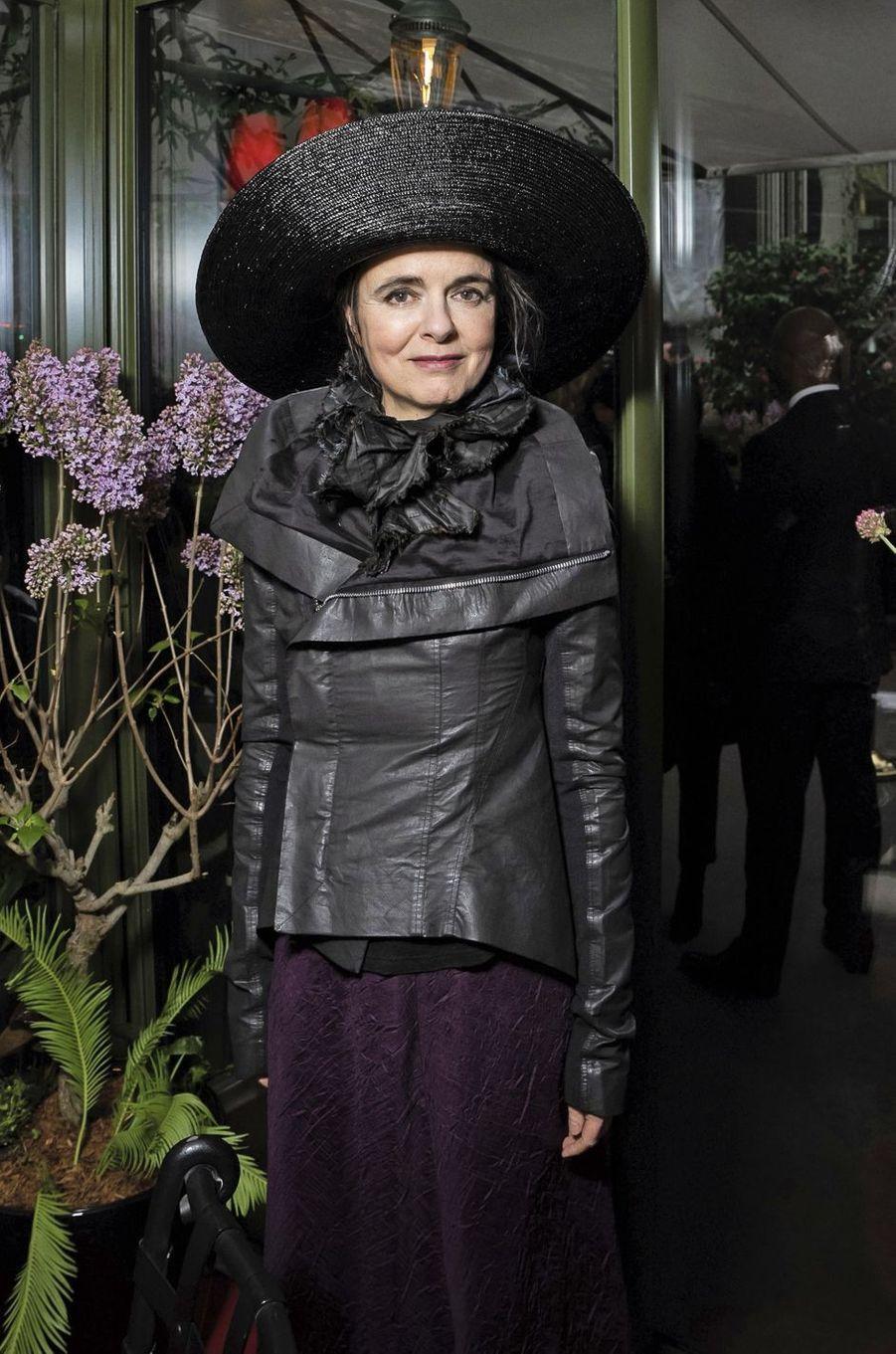 Amélie Nothomb.