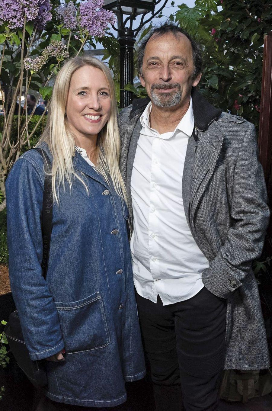Andréa Bescond et Eric Métayer.